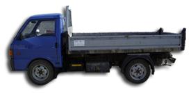 házhoz-szállítás 1,7 tonna