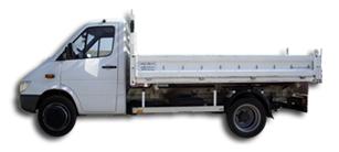 házhoz-szállítás 3,5 tonna
